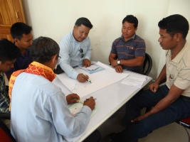 Organic Tea Training Udalguri