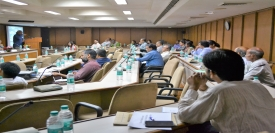 Dissemination Workshop at Delhi
