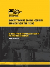 Understanding Social Security: Stories from the Fields