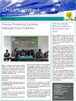 Newsletter Chaa Sambad 18-19, Dec 2015