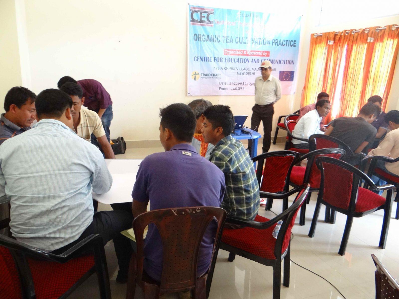 CEC India